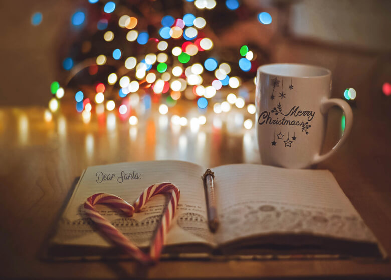 Literary Quotes About Christmas by Clairel Estevez