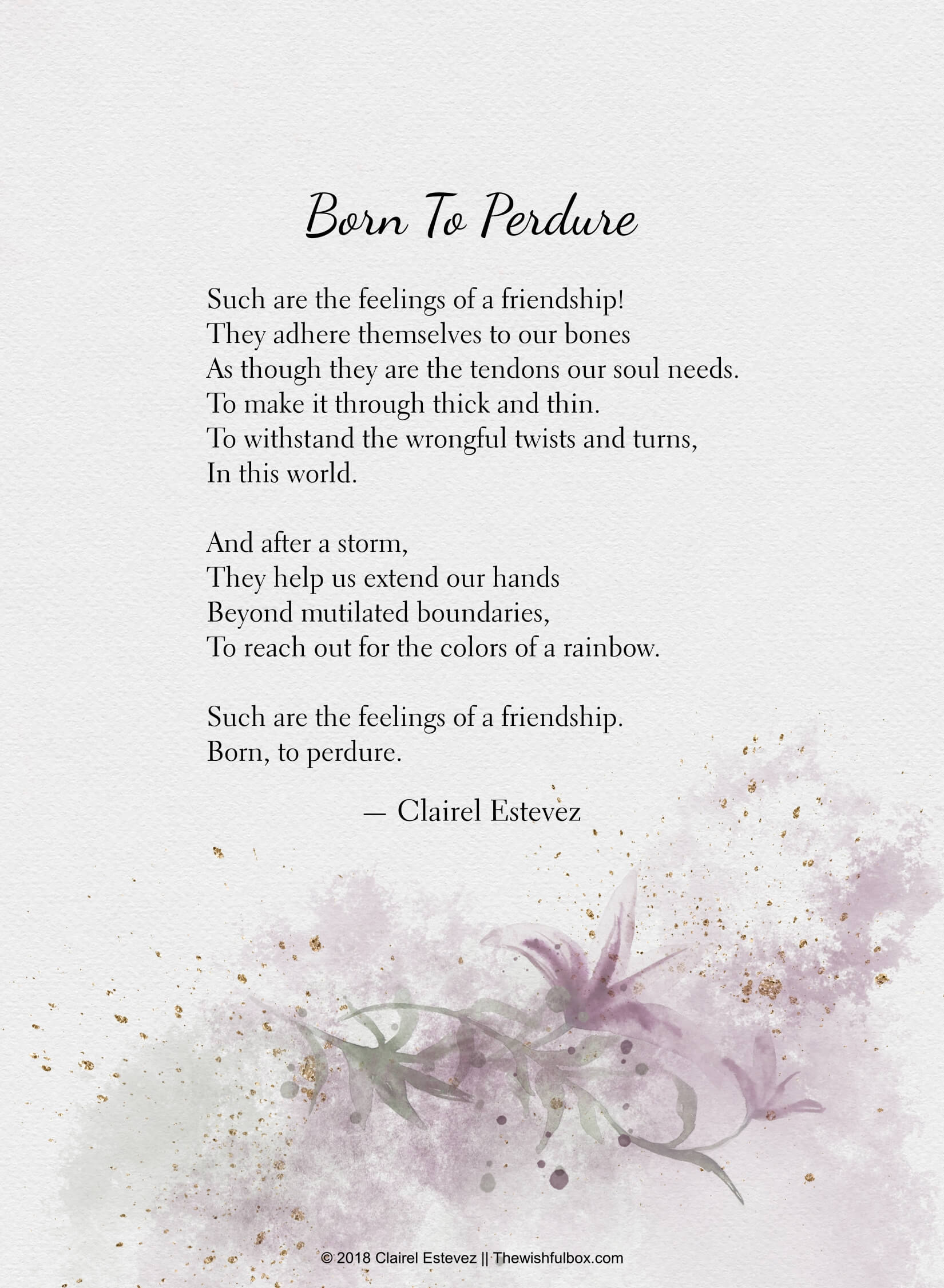 Friendship Poems And Beautiful Words Quotes Poetry Finding Light Unfortunately, the english language isn't quite as innovative, though it has vast opportunities to differentiate meaning. friendship poems and beautiful words