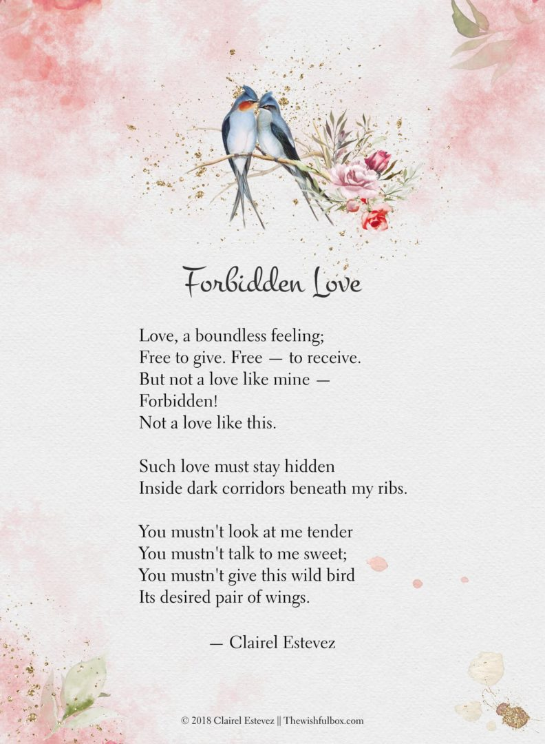 a beautiful love poem